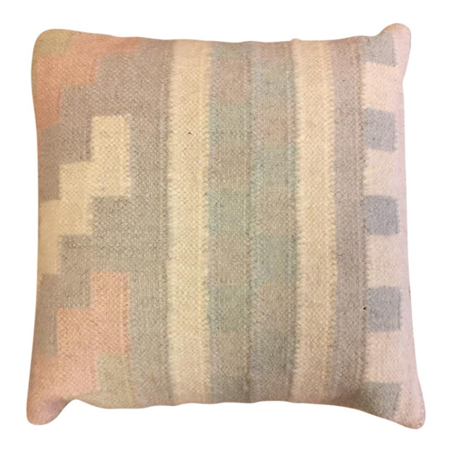 Handmade Anatolian Pillow Cover - Image 1 of 4