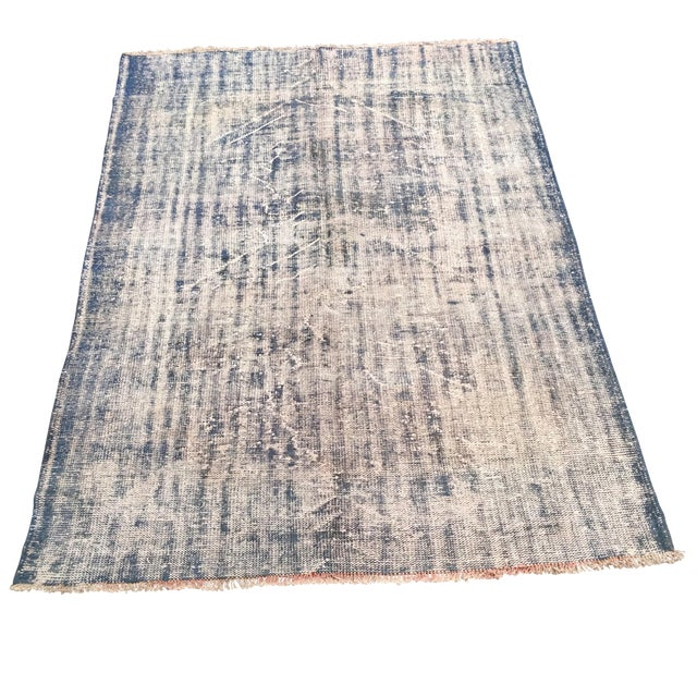 Turkish Oushak Rug - 6′6″ × 9′3″ - Image 1 of 11