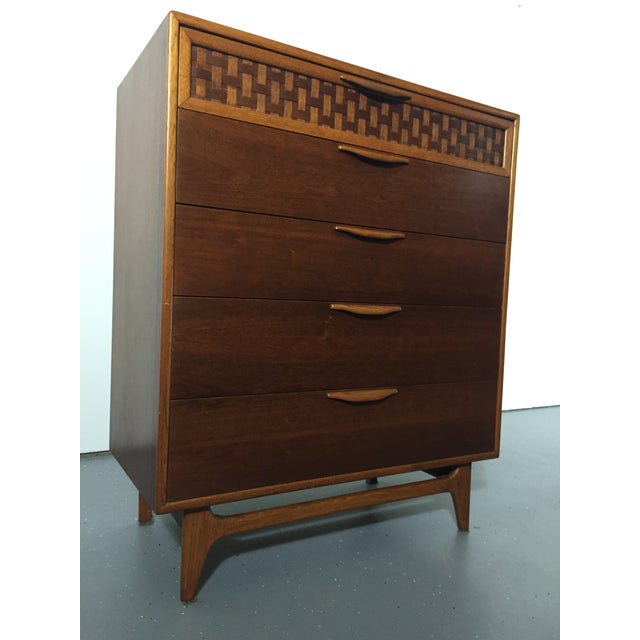 Andre Bus by Lane Mid-Century Perception Chest of Drawers - Image 2 of 10