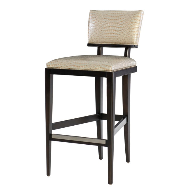 Kravet Cancun Barstool - Image 1 of 2