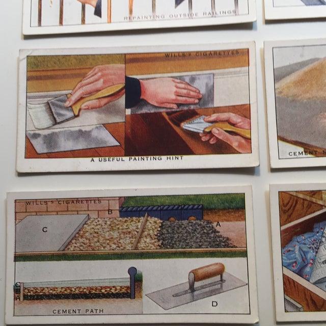 Vintage Will's Cigarette Cards - Set of 10 - Image 3 of 4