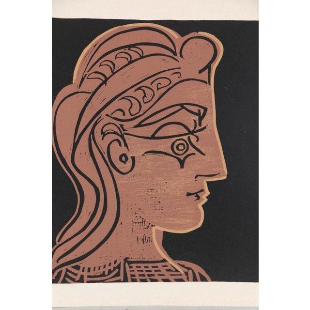 Paper Picasso Vintage Print For Sale - Image 7 of 11