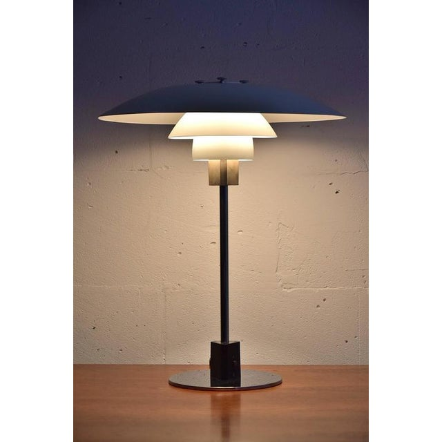 Luxury poul henningsen 1960s table lamp for louis poulsen decaso poul henningsen 1960s table lamp for louis poulsen image 10 of 11 mozeypictures Choice Image