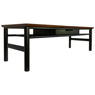 Mid-Century Modern Coffee Table by Edward Wormley for Dunbar For Sale