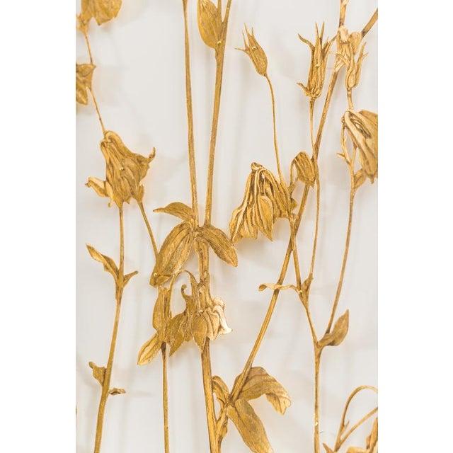 White Sophie Coryndon, Illuminated Herbarium Triptych, Uk For Sale - Image 8 of 9