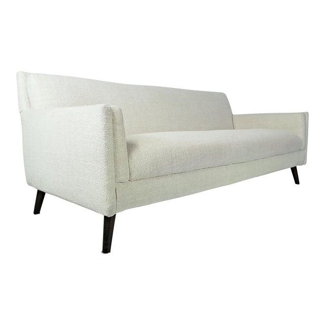 Paul McCobb Planner Group Tweed Sofa - Image 1 of 11