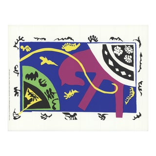 1991 Henri Matisse 'The Horse, the Squire and the Clown' Modernism France Serigraph For Sale