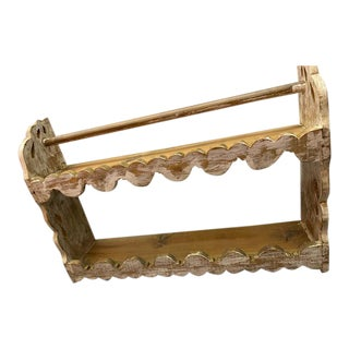 Rustic Mexican Shelf For Sale