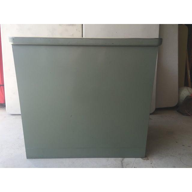 1950s Steel Case Cabinet - Image 5 of 5