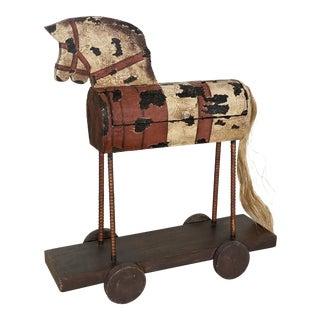 Vintage Palecek Trojan Horse For Sale