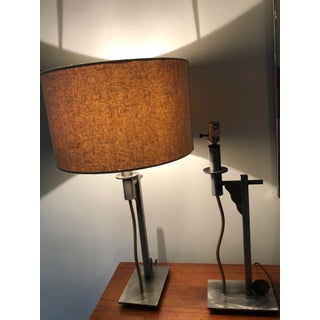 1987 Sonneman for George Kovacs Post Modern Table Lamps - a Pair Preview