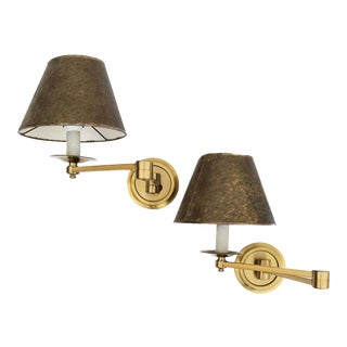 1970s Vintage Maison Bagues Sconces- A Pair For Sale