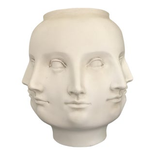 TMS Perpetual Face Vase