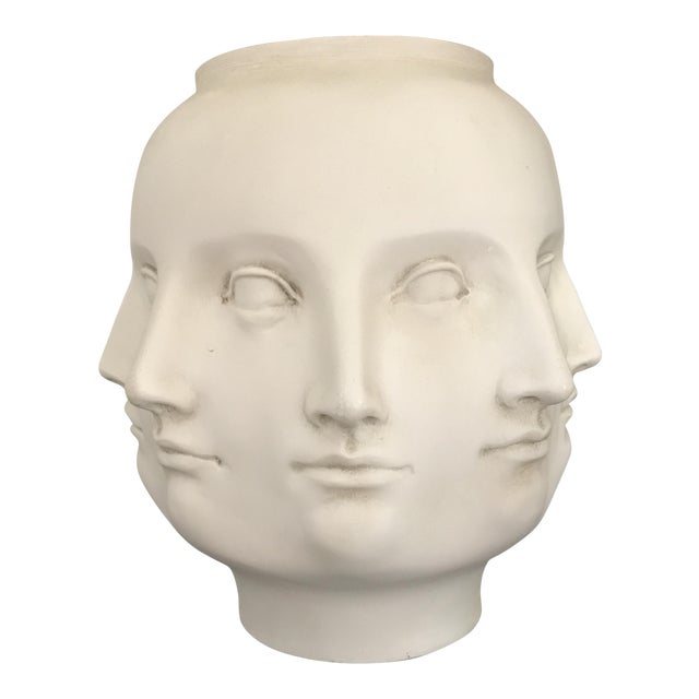 Tms Perpetual Face Vase Chairish