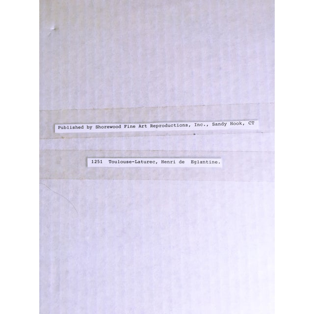Shorewood Presas Toulouse Lautrec Poster - Image 6 of 6
