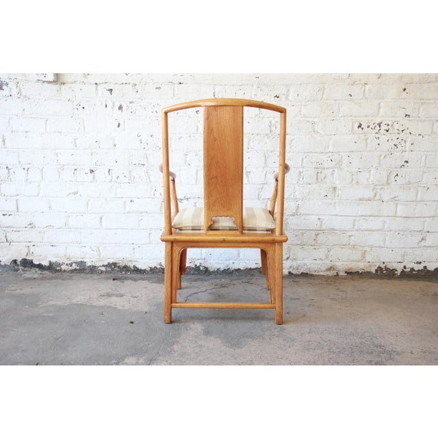 Baker Furniture Chinoiserie Ming Dining Chairs - Set of 6 For Sale - Image 9 of 15