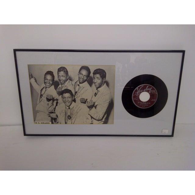 The El Dorados Autographed Photo & Record - Image 2 of 5