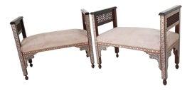 Image of Moorish Benches
