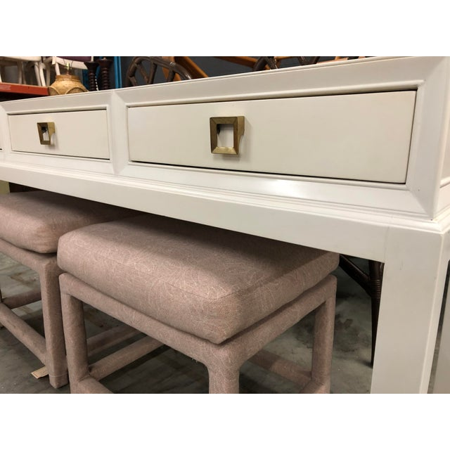 Somerset Bay Console Table For Sale - Image 12 of 13