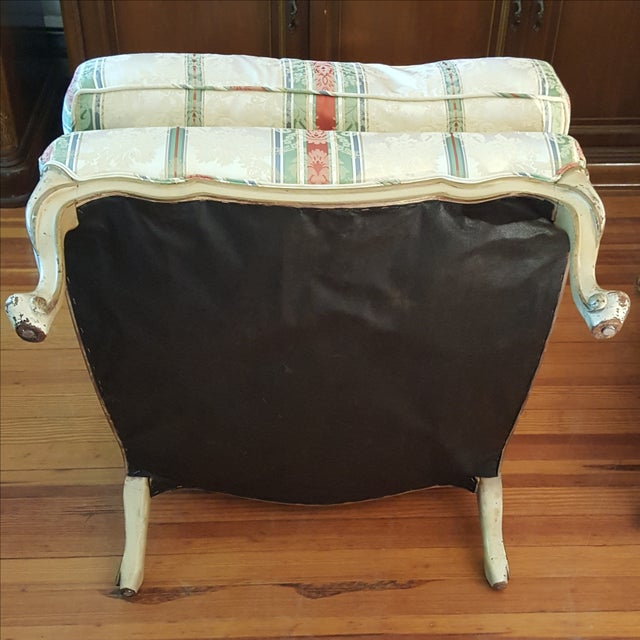 19th Century French Prov. Club Chairs - a Pair - Image 11 of 11