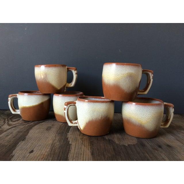 1950s Mugs by Frankoma - Set of 6 - Image 4 of 5