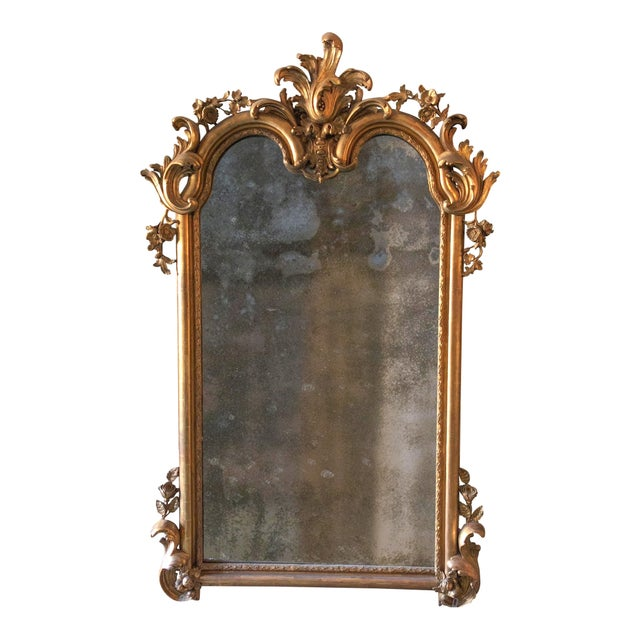 19th Century Mirror For Sale - Image 9 of 9