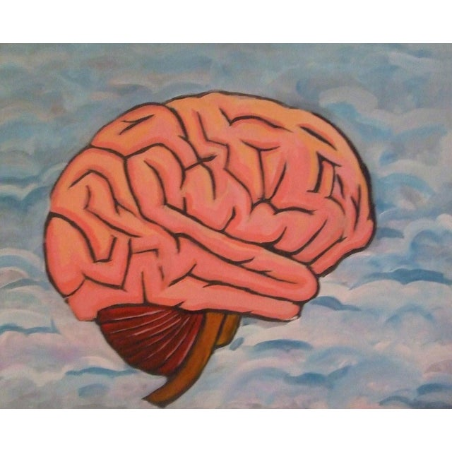 Painting on the Brain For Sale
