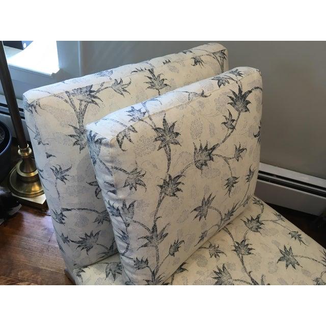 Baker Slipper Chair - Image 4 of 5