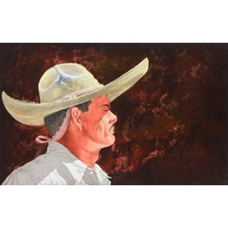 """Vic Herman """"This Is My Land"""" Lithograph For Sale"""