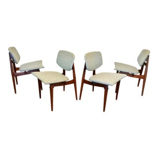 Greta Grossman for Glenn of California Dining Chairs For Sale