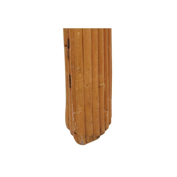 Bamboo Hall Table - Image 5 of 5