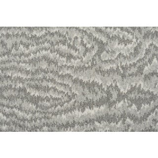 Stark Studio Rugs 100% Wool Runner Vero - Zinc 2'6 X 12 For Sale