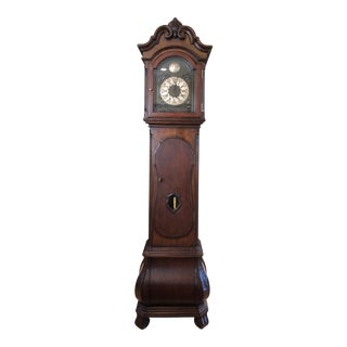 Ethan Allen Tuscan Floor Clock For Sale