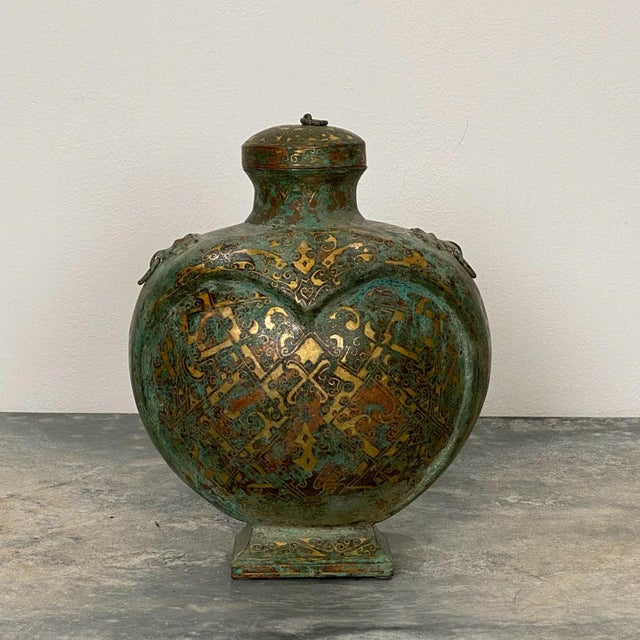 Han Style Wine Container, China 1920 For Sale In San Francisco - Image 6 of 6