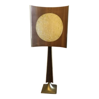 Antique Mid-Century Table Lamp For Sale