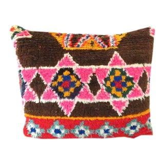 Vintage Moroccan Taznakht Pillow