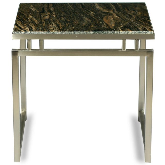 Modern Sarried Ltd Tierra Table For Sale - Image 3 of 5