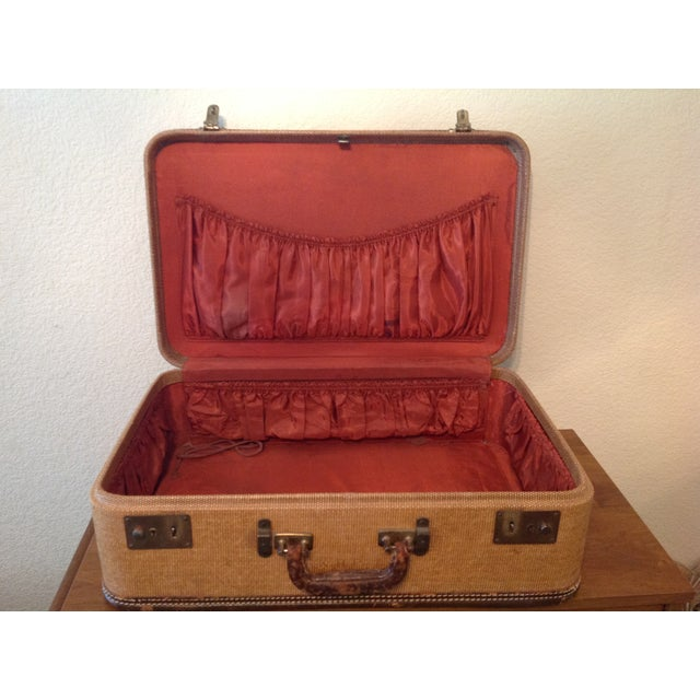 "Vintage ""Amelia Earhart"" Suit Case - Image 6 of 8"