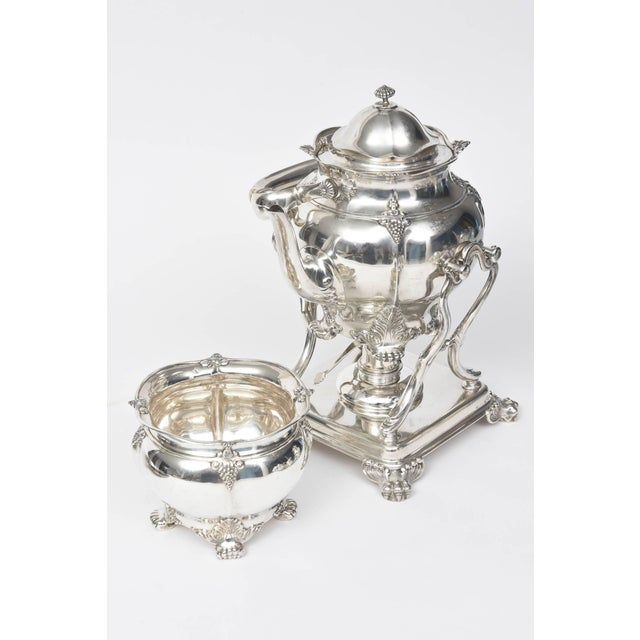 Late 19th Century 1899 Antique Victorian Tiffany & Co Sterling Tea Coffee Set - 7 Pieces For Sale - Image 5 of 10