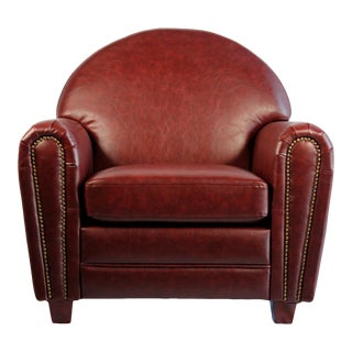 Modern Pasargad DC Paris Club Chair For Sale