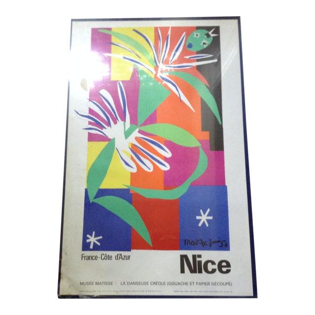 Matisse 'La Danseuse Creole' Poster - Image 1 of 6