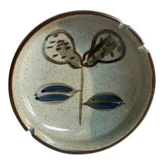 Mid-Century Modern Ceramic Ashtray For Sale