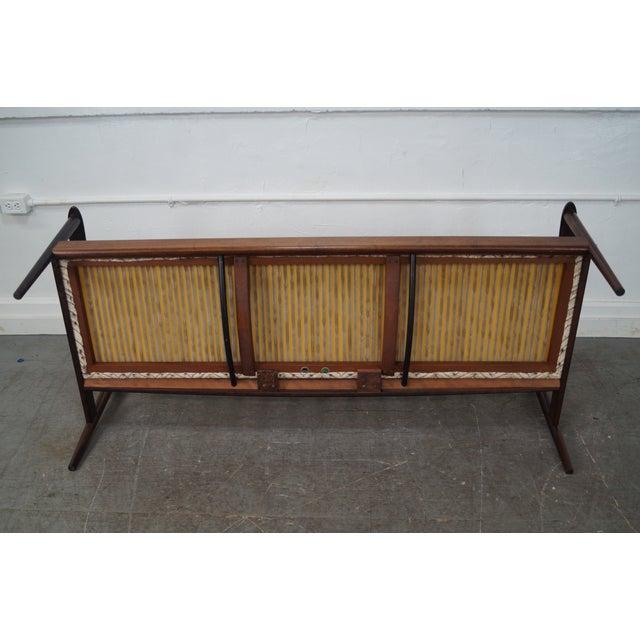 Ole Wanscher P. Jeppsen Rosewood Vintage Danish Sofa - Image 8 of 10