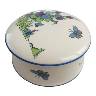1970s Vintage Gainsborough by Crown Staffordshire Box For Sale