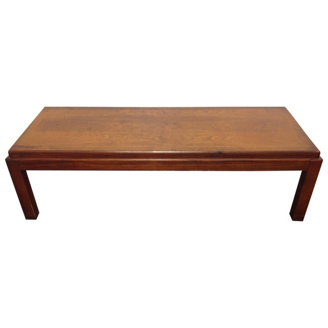 1969 Lane Rhythm Coffee Table For Sale