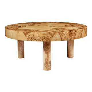 Carlton Coffee Table by August Abode For Sale