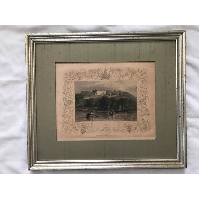 Antique Framed Prints by William Tombleson - Set of 4 - Image 3 of 11