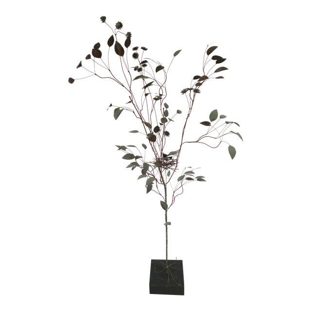 Jeré Metal Tree Sculpture For Sale