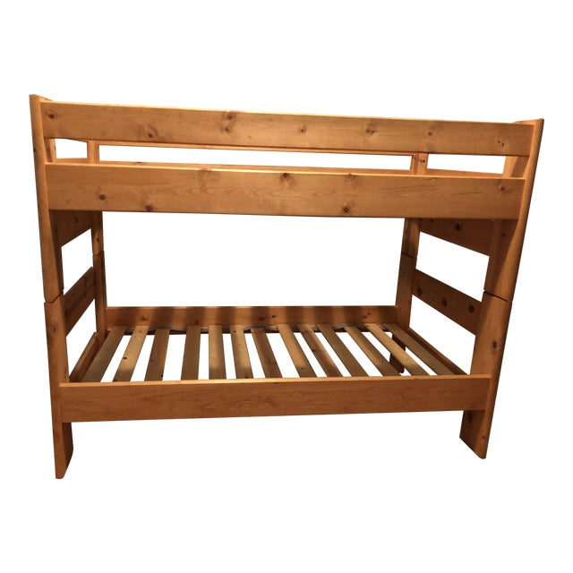 Solid Pine Bunkbed - Image 1 of 5