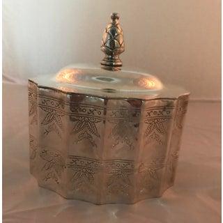 1991 Godinger Silver Trinket Box Preview